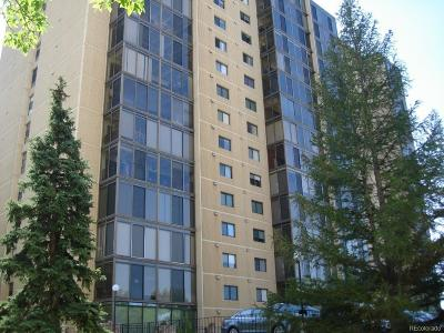 Condo/Townhouse Sold: 7865 East Mississippi Avenue #1008