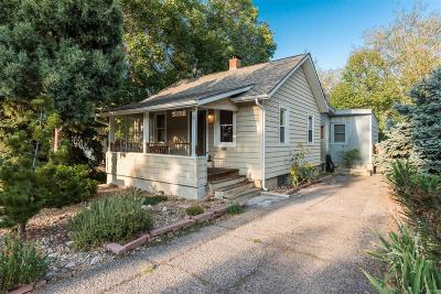 Englewood Single Family Home Under Contract: 3150 South Clarkson Street