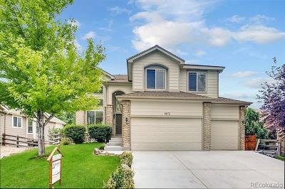 Littleton Single Family Home Active: 9672 South Crystal Lake Drive