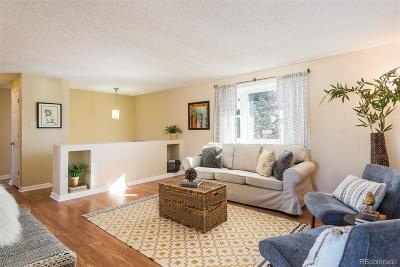 Littleton Single Family Home Active: 13483 Delphi Drive