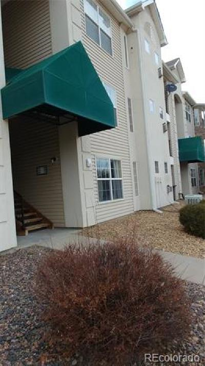 Littleton Condo/Townhouse Active: 12118 West Dorado Place #304
