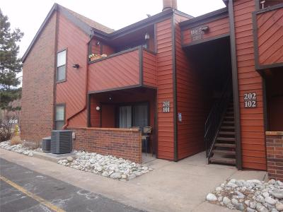 Condo/Townhouse Active: 12055 East Harvard Avenue #101