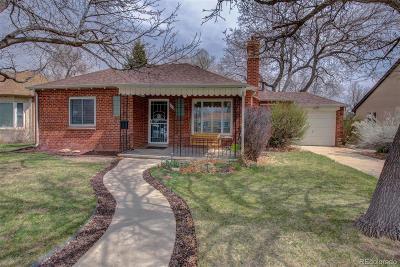 Single Family Home Sold: 1110 Elm Street