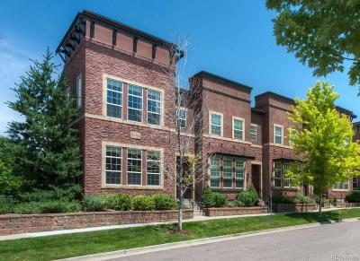 Highlands Ranch Condo/Townhouse Active: 9452 Elmhurst Lane #A