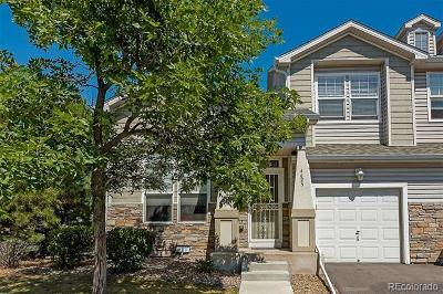 Wheat Ridge Condo/Townhouse Active: 4625 Flower Street