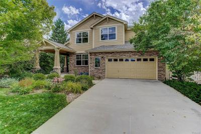 The Broadlands Single Family Home Under Contract: 14072 Roaring Fork Circle