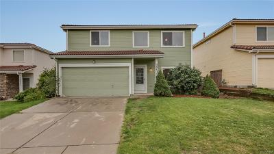 Denver Single Family Home Under Contract: 3842 Odessa Street