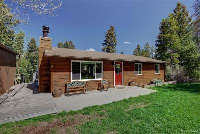 Conifer, Evergreen Single Family Home Active: 19353 Silver Ranch Road