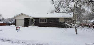 Single Family Home Sold: 8305 Ames Way