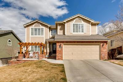 Highlands Ranch Single Family Home Under Contract: 3307 Oak Leaf Place