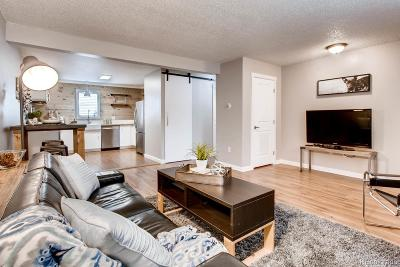 Wheat Ridge Condo/Townhouse Under Contract: 5700 West 28th Avenue #6
