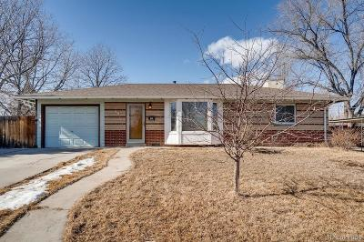 Lakewood Single Family Home Active: 31 Benton Street