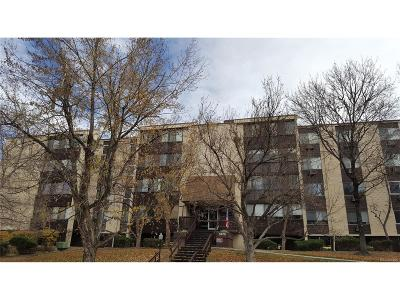 Condo/Townhouse Sold: 3470 South Poplar Street #404