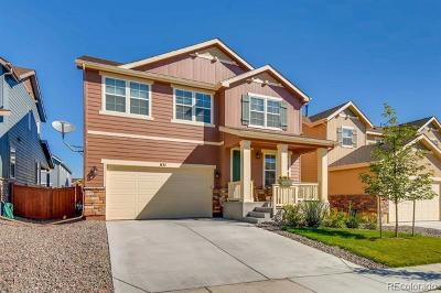 Broomfield Single Family Home Active: 631 West 170th Place