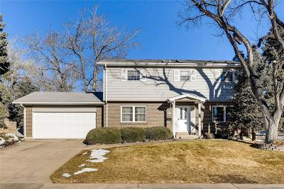 Northglenn Single Family Home Under Contract: 10881 Hermosa Court