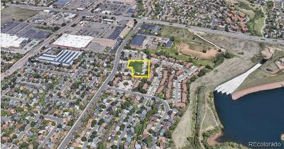 Aurora Residential Lots & Land Active: 4470 South Pitkin Street