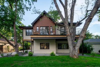 Denver CO Single Family Home Active: $1,300,000