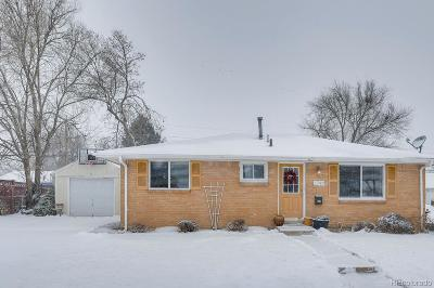 Englewood Single Family Home Under Contract: 3749 South Grove Street