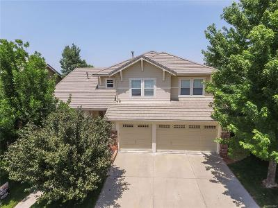 Highlands Ranch Single Family Home Under Contract: 3035 Greensborough Drive