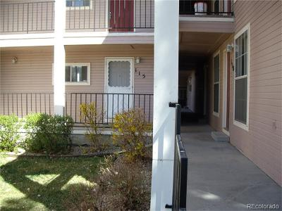 Aurora Condo/Townhouse Active: 4480 South Pitkin Street #116