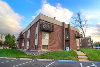 Lakewood Condo/Townhouse Under Contract: 3643 South Sheridan Boulevard #22