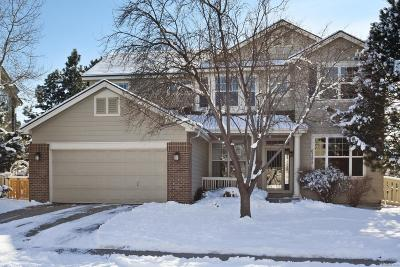 Arvada Single Family Home Under Contract: 6122 Devinney Way