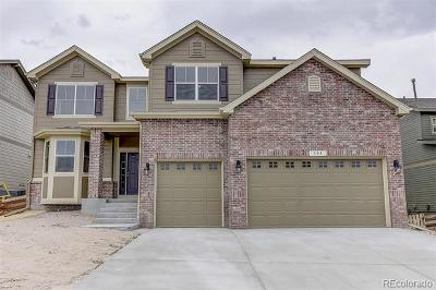 Castle Rock Single Family Home Active: 508 Sage Grouse Circle