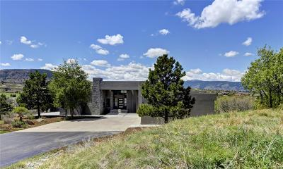 Castle Rock CO Single Family Home Active: $1,450,000
