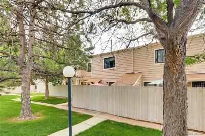 Arvada Condo/Townhouse Under Contract: 7723 West 87th Drive