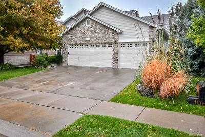 Arvada Single Family Home Under Contract: 10876 West 55th Lane