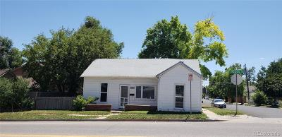 Lafayette Single Family Home Under Contract: 400 East Baseline Road