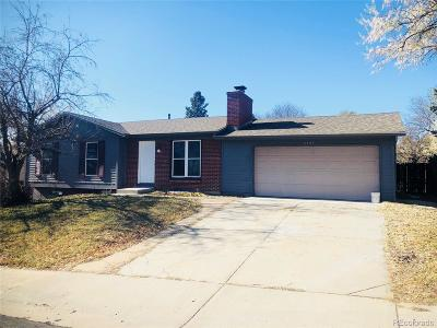 Morrison Single Family Home Sold: 4487 South Zinnia Street