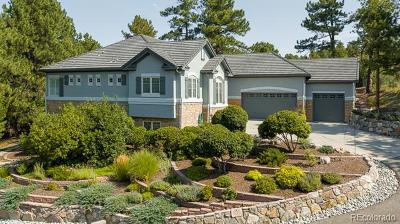 Castle Pines Village, Castle Pines Villages Single Family Home Active: 435 Hyland Drive