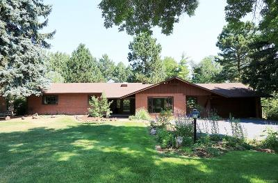Littleton Single Family Home Under Contract: 4777 West Wagontrail Road