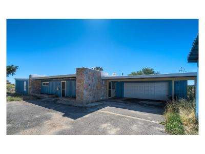 Parker Single Family Home Under Contract: 8425 North Saguaro Ridge Road