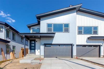Denver Condo/Townhouse Under Contract: 5216 Tennyson Street