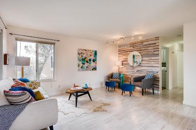 Arvada Condo/Townhouse Under Contract: 8798 Chase Drive #4