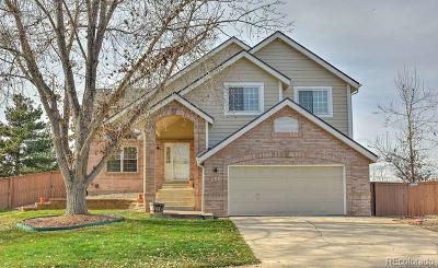 Highlands Ranch Single Family Home Under Contract: 1616 Adobe Place