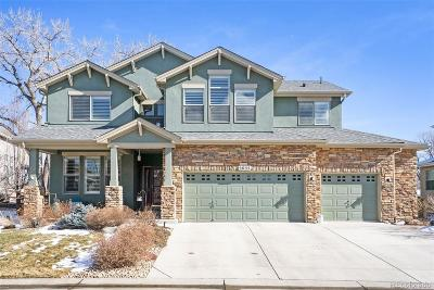 Golden Single Family Home Under Contract: 5055 Gladiola Way