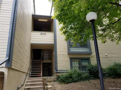 Aurora Condo/Townhouse Active: 16103 East Alaska Place #7