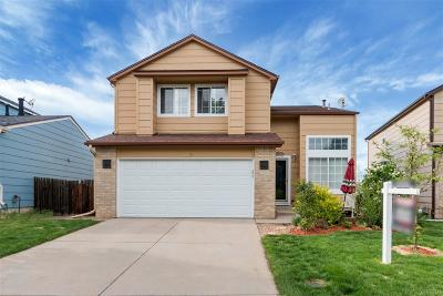 Denver Single Family Home Under Contract: 4147 Dunkirk Court