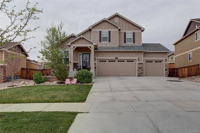 Parker Single Family Home Active: 16065 Savory Circle