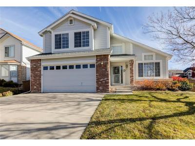 Lone Tree Single Family Home Active: 10278 Hexton Court