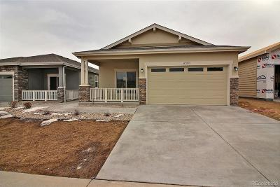 Evans Single Family Home Active: 6320 Corvina Street
