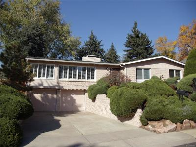 Wheat Ridge Single Family Home Under Contract: 9463 West 37th Place