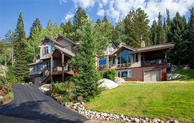 Steamboat Springs Single Family Home Active: 2375 Clubhouse Drive