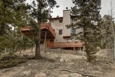Conifer Single Family Home Under Contract: 31043 Kings Valley Drive
