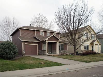 Frederick Single Family Home Under Contract: 6129 Shamrock Circle