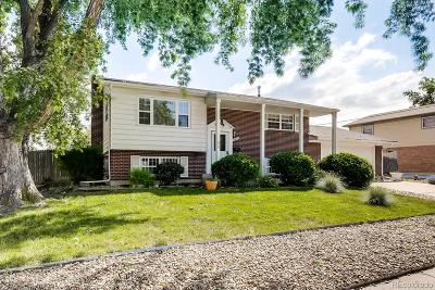 Northglenn Single Family Home Active: 10849 Patterson Court