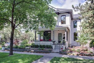 Single Family Home Under Contract: 701 North Williams Street